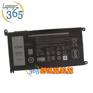 Pin laptop Dell Inspiron 5567
