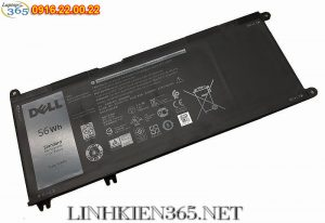 Pin Laptop Dell Latitude 3480 56Wh