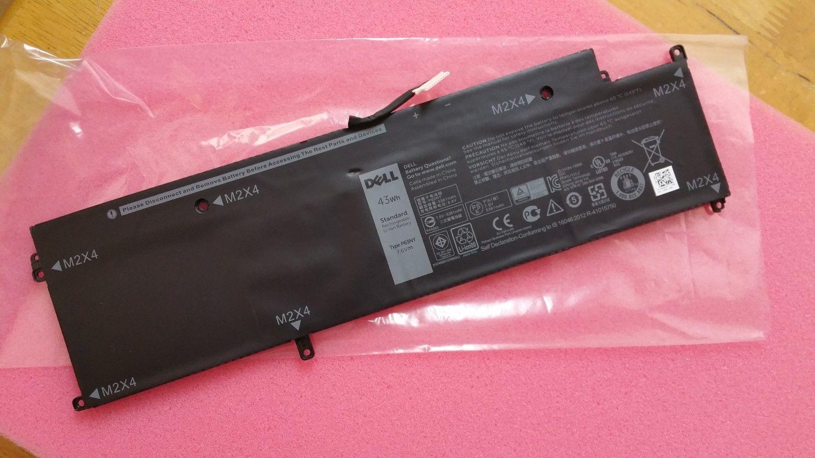 Pin laptop Dell Latitude E7370