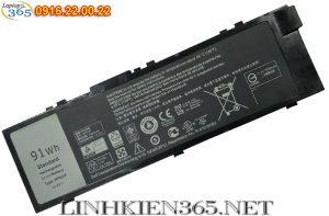 Pin Laptop DELL PRECISION M7720
