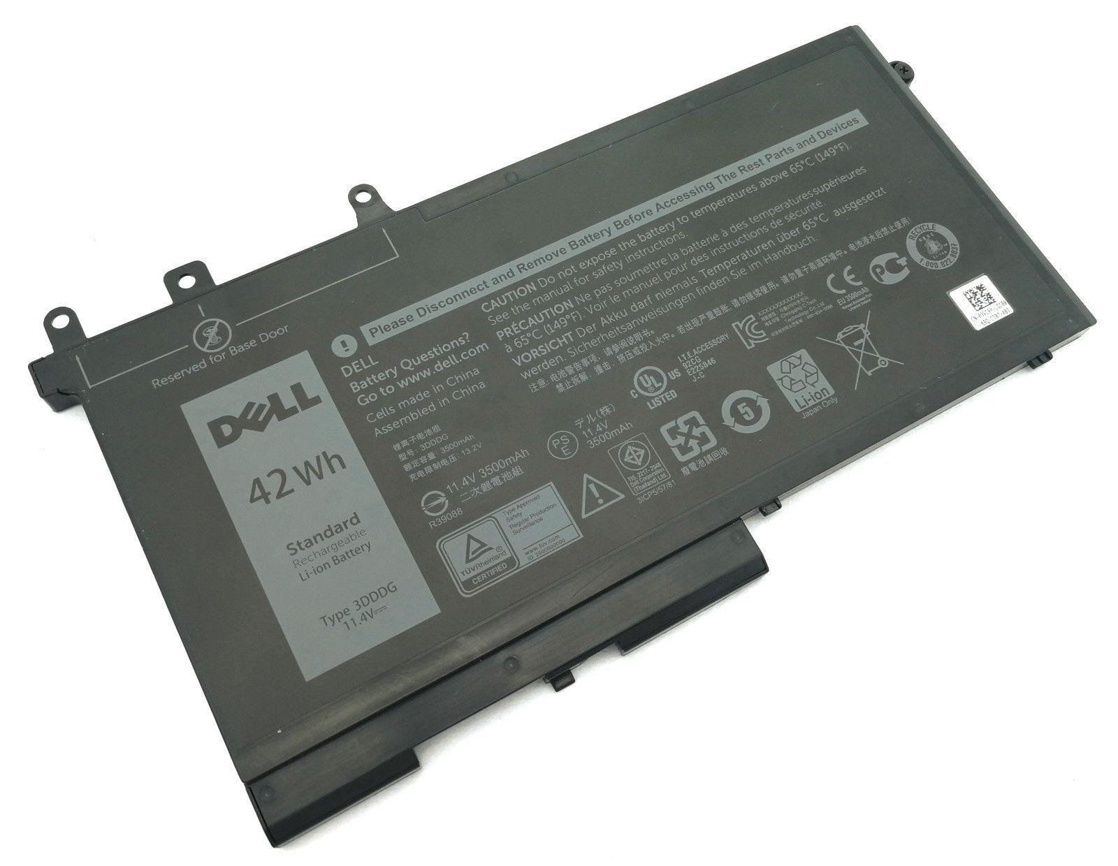 Pin laptop Dell Latitude 5480 E5480