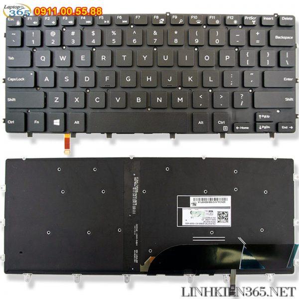 Bàn phím Laptop Dell Inspiron 7579