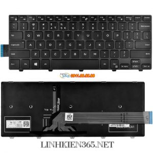 Bàn phím Laptop Dell Latitude 3480