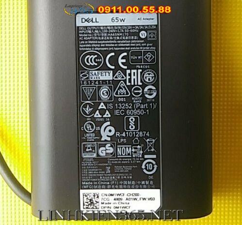Sạc laptop Dell Latitude 7300