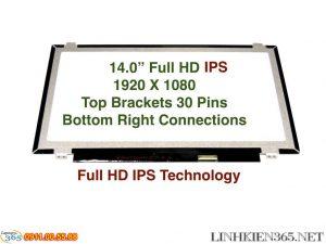 Màn hình laptop Dell Vostro 5481