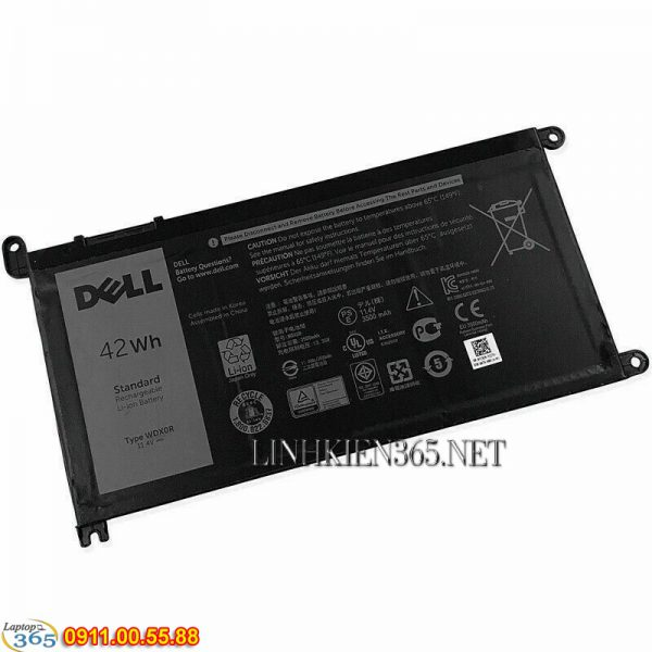 Pin laptop Dell Inspiron 5480 N5480