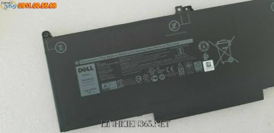 Pin laptop Dell Latitude 7390 E7390