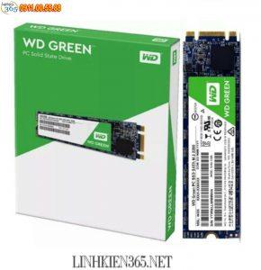 O cung SSD Western Digital Green 240GB M.2 2280