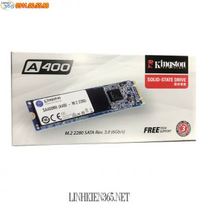 O cung SSD Kingston 240GB M2 A400