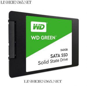 O Cung SSD WD Green 240GB Sata