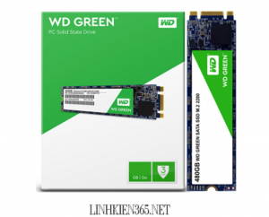 O cung SSD Western Digital Green 480GB M.2 2280