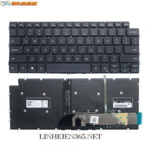 Ban phim laptop Dell Inspiron 7391
