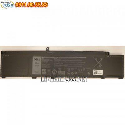 Pin Laptop Dell Gaming G5 15 5500