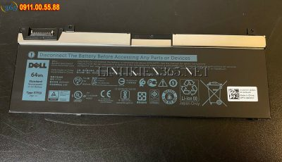 Batterry laptop Dell Precision 7530